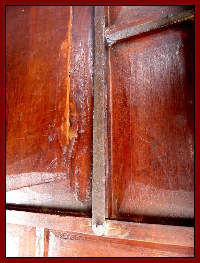 Palanquin chinois chaise porteur chinoise bois sculpt - Monsieur meuble clermont ferrand ...