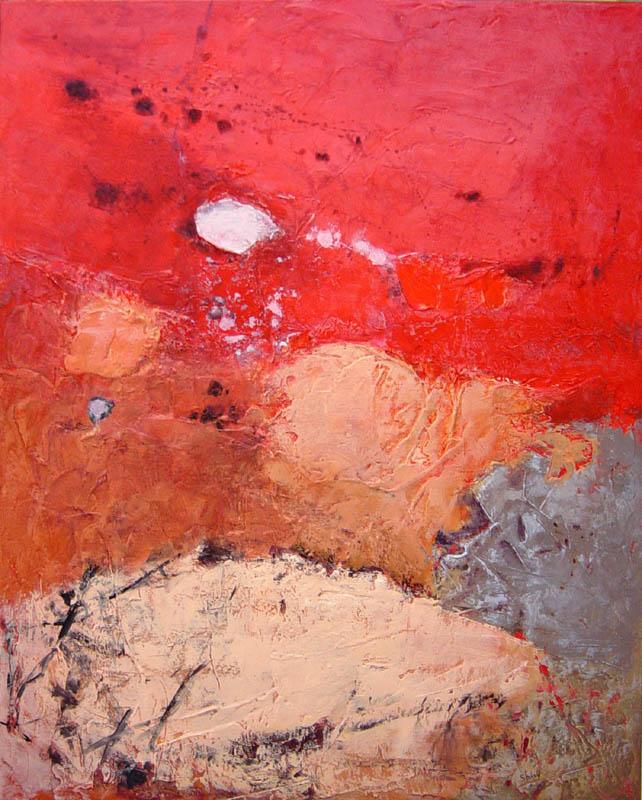 Art actuel peinture toile j c sarry tableau abstrait ebay for Peinture acrylique sur toile